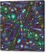 Astral Elixir Acrylic Print by Tim Allen