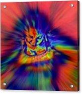 Astral Flight While Awake Acrylic Print