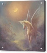 Astral Pegasus Acrylic Print