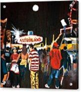 Astroland Acrylic Print