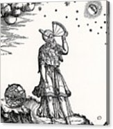 Astronomer, Probably Ptolemy Of Alexandria Acrylic Print