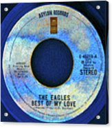 asylum Records and the Eagles Acrylic Print