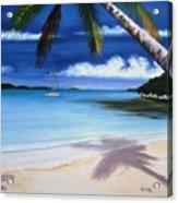At Anchor Acrylic Print