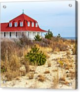 At Cape May Point Acrylic Print