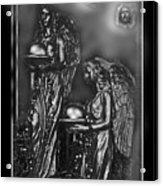 At Heavens Doors Acrylic Print