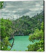 At Moo Koh Angthong Marine Park Acrylic Print
