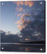 At Sundown 12/24/15 Acrylic Print