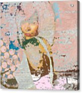 At The Pink Pace Acrylic Print