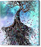 At The Root Of All Things Acrylic Print
