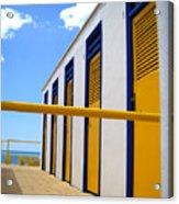 At The Seashore 3 Acrylic Print