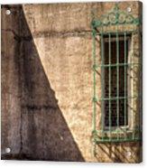 Atalaya Shadow Acrylic Print