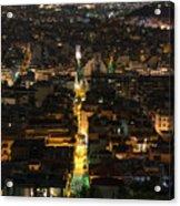 Athens True Colors Acrylic Print
