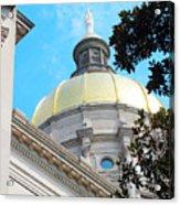 Atlanta Capital Acrylic Print