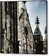 Atlanta Church Acrylic Print