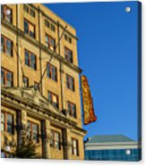 Atlanta Life Sign In Birmingham Alabama Acrylic Print