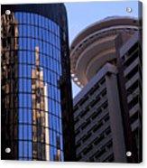 Atlanta Reflection Acrylic Print