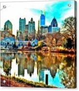 Atlanta The Great Acrylic Print