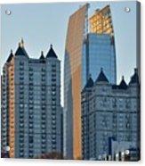 Atlanta Towers Acrylic Print