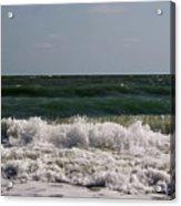 Atlantic - Beach - Waves Acrylic Print