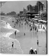 Atlantic City, 1920s Acrylic Print