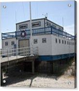Atlantic City Beach Patrol Acrylic Print