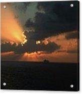 Atlantic Ocean Acrylic Print