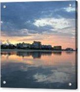 Atlantic Sunset Acrylic Print