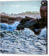 Atlantic Waves 2 Acrylic Print