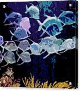 Atlantis Aquarium Acrylic Print