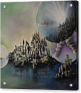Atlantis Resurrected Acrylic Print