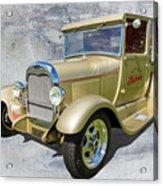 Atlas Pickup V2 Acrylic Print