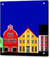 Atmosphere Haderslev Denmark Acrylic Print
