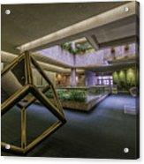 Atrium - Syracuse Ny Acrylic Print