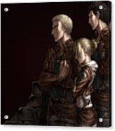 Attack On Titan Acrylic Print