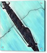 Attack Submarine Guardfish Acrylic Print