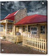 Attic House Acrylic Print