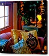Barn Attic Rummage Sale Acrylic Print