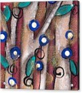 Atzin Tree Acrylic Print