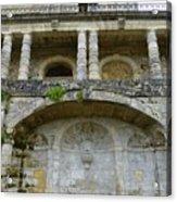 Au Vieux Chateau De Vayres Acrylic Print