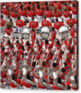 Auburn College Band Acrylic Print