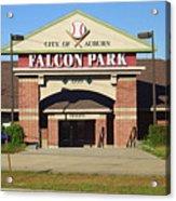 Auburn, Ny - Falcon Park Acrylic Print