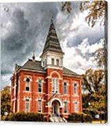 Auburn University - Hargis Hall Acrylic Print