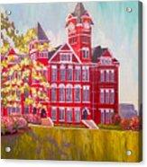 Auburn's Glory Acrylic Print