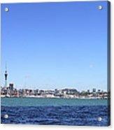 Auckland Harbour Acrylic Print