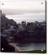 New Zealand - Secluded Cheltenham Beach Acrylic Print