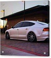 Audi A8 Acrylic Print