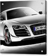 Audi Acrylic Print