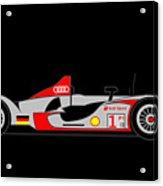 Audi R15 Acrylic Print