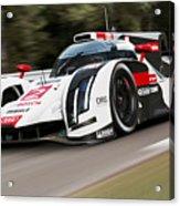 Audi R18 E-tron, Le Mans - 03 Acrylic Print