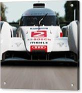 Audi R18 E-tron, Le Mans - 04 Acrylic Print